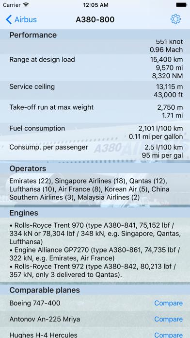 Encyclopedia of Airliners Proのおすすめ画像3