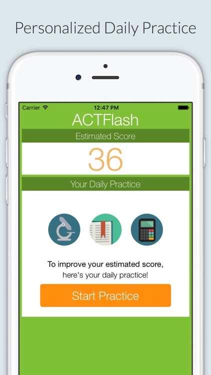 ACTFlash - ACT Prep and ACT Practice
