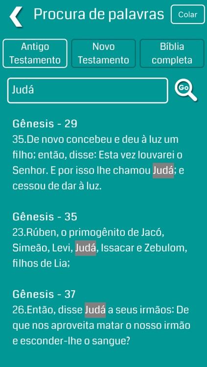 Portuguese Bible Audio screenshot-3