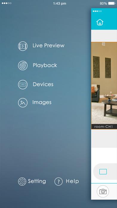 点击获取中興保全NVR影像監控系統