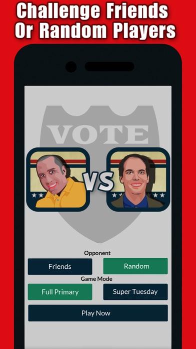 Political Run - Democratic Primary - 2016 Presidential Election Trivia screenshot four