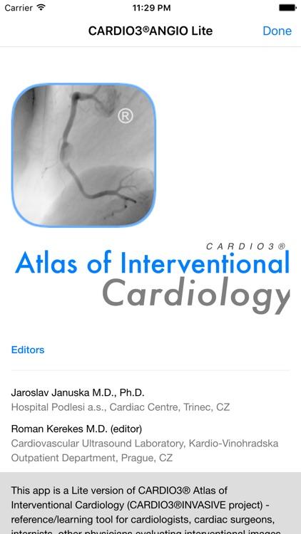 CARDIO3® Atlas of Interventional Cardiology – Lite
