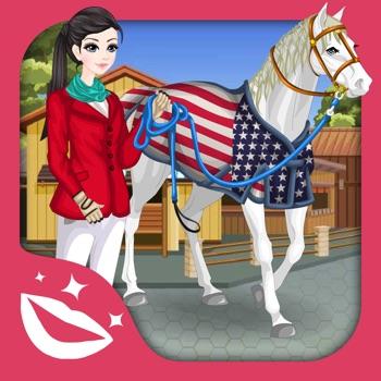 Mary's Paard Aankleedspel 2 - Opmaak en Aankleed spelletjes voor mensen die van paardenspelletjes houden