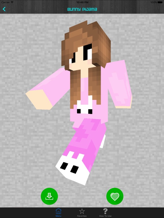 Girl Skins For Minecraft PE Pocket Edition Best Free Skins App - Skin para minecraft pe edition