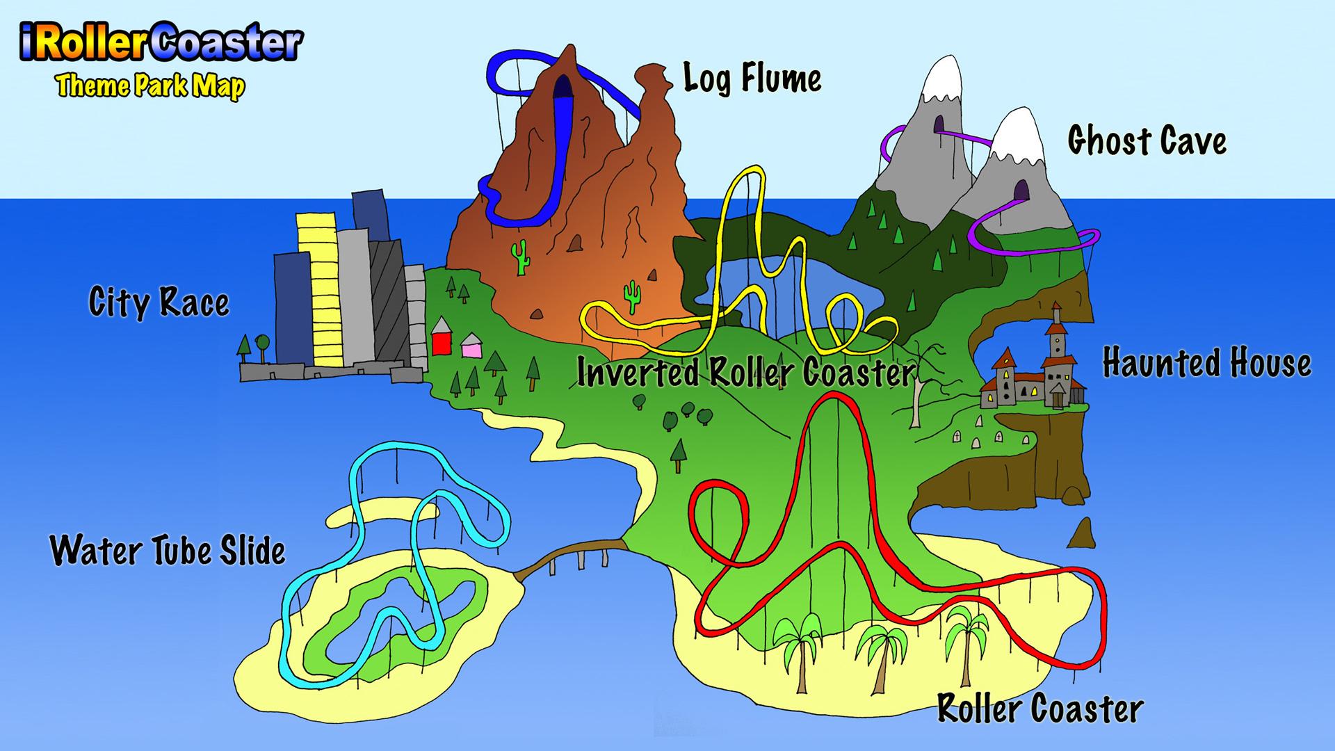 iRollerCoaster screenshot 13
