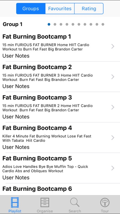 Fat Burning Bootcamp