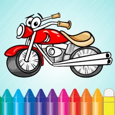 Activities of Vehicles & Car Coloring Book - Drawing for kids free games