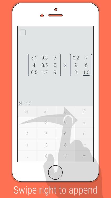 [ Matrix Calculator ] ²