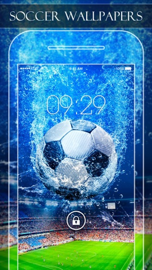 Soccer Wallpapers Backgrounds Hd Home Screen Maker With