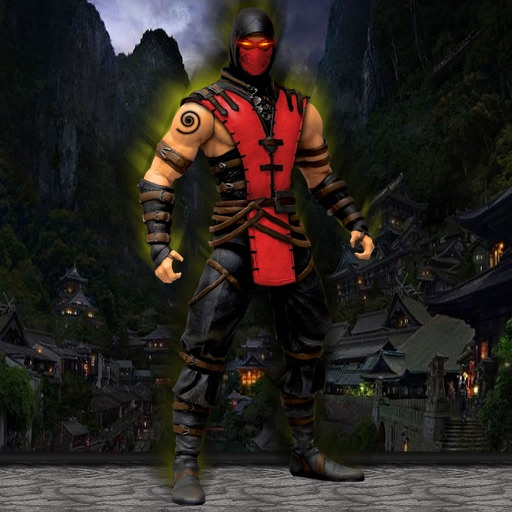 Black Ninja Jumper - Origin of Chaos Clash War icon