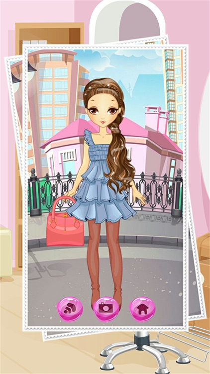 Fashion Girl Beauty Power Star Teen Celebrity Dress Up Style screenshot-4