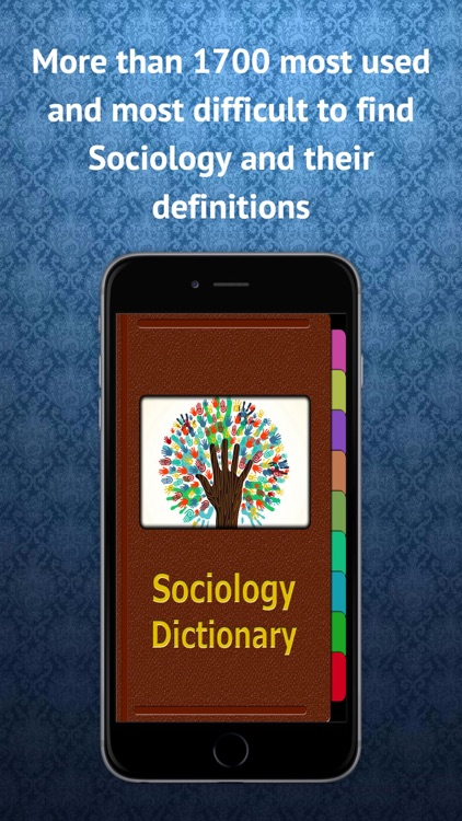 Sociology Dictionary