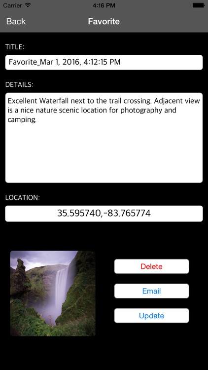 Lassen Volcanic National Park – GPS Offline Park Map Navigator screenshot-3