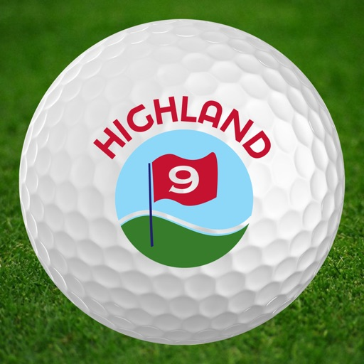 Highland National & 9 Golf icon