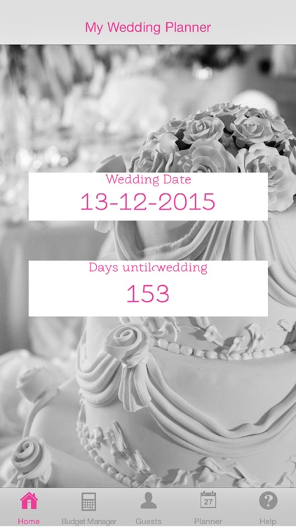 My Wedding Planner screenshot-3