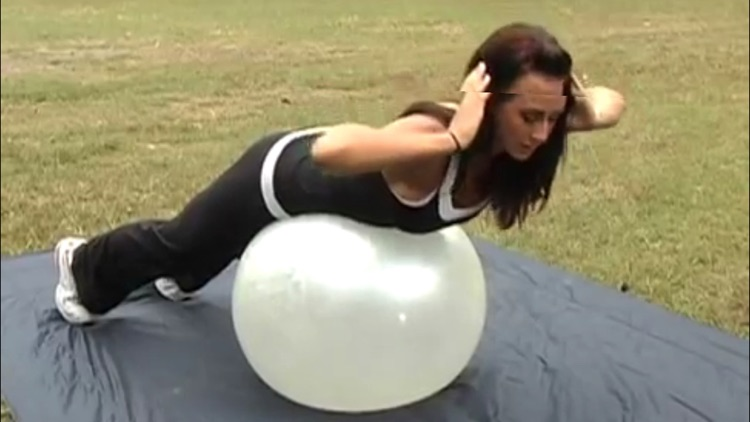 Gym Ball Fitness screenshot-4