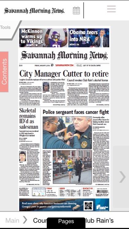 Savannah Morning News All Access