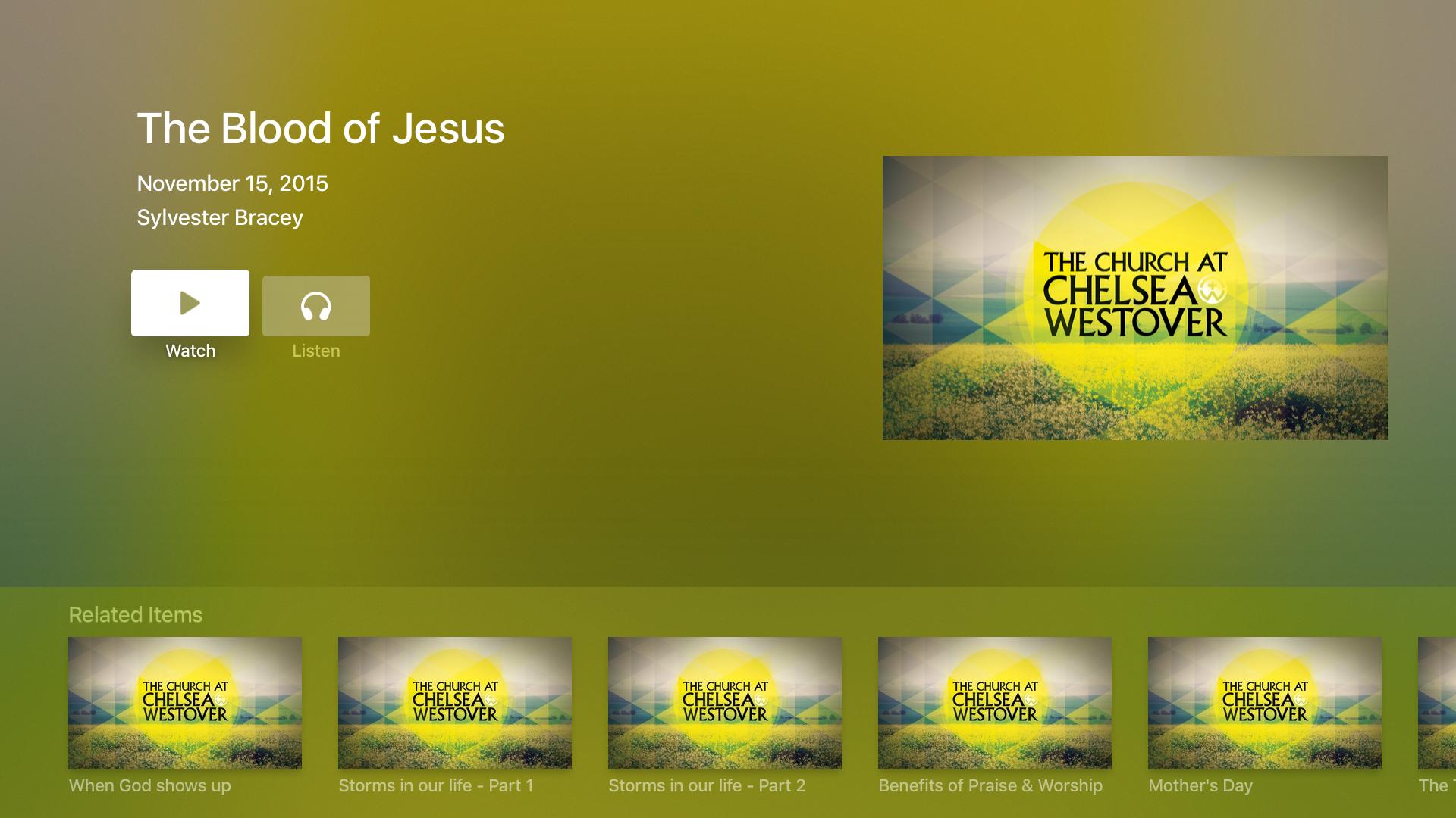 The Church at CW screenshot 9