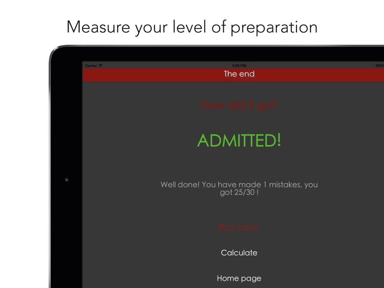 Histology Worldwide Test Lite for iPad screenshot-4