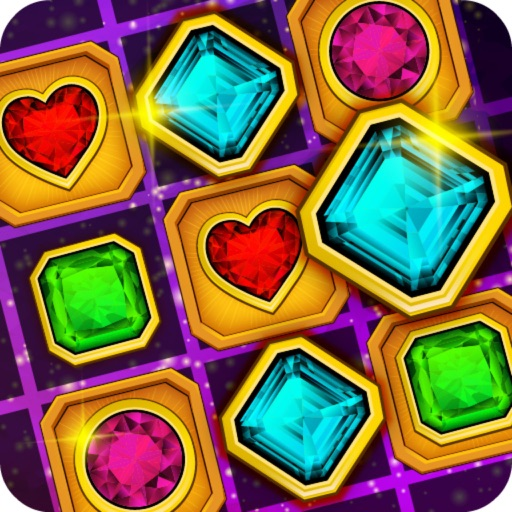 Jewel Star Match: Zombie Edition icon