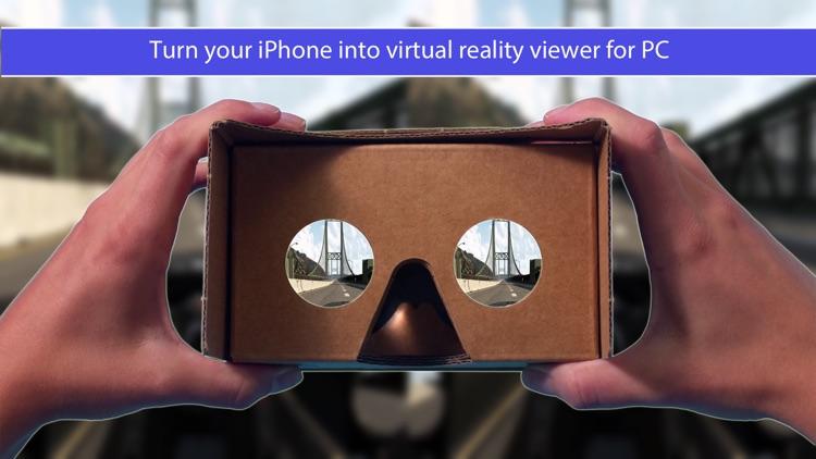 KinoVR 3D Virtual Reality Streamer