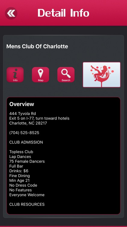North Carolina Strip Clubs screenshot-2