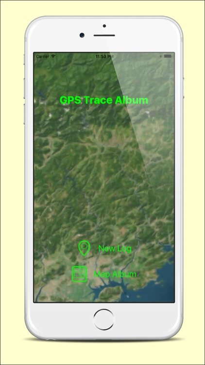 GPS Trace Album - Organize photos by GPS Map