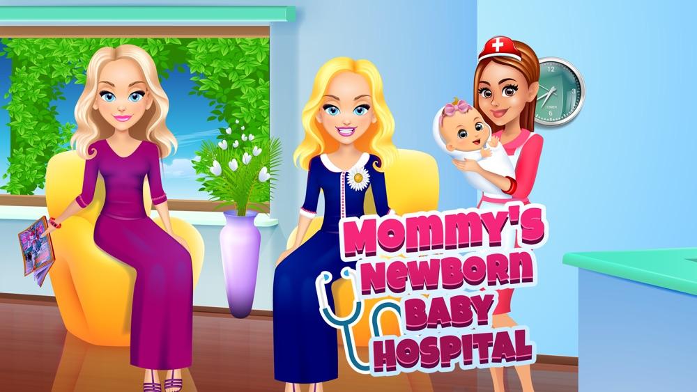 Mommy's Newborn Baby Hospital – Girls Doctor Games Cheat Codes