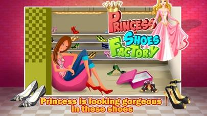 プリンセス靴工場 - デザイン、メイク&このメーカーのゲームで靴を飾ります紹介画像5