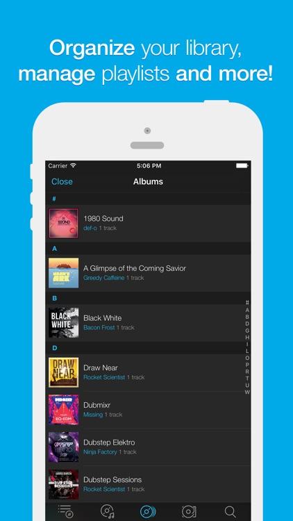 n7player Music Player screenshot-4