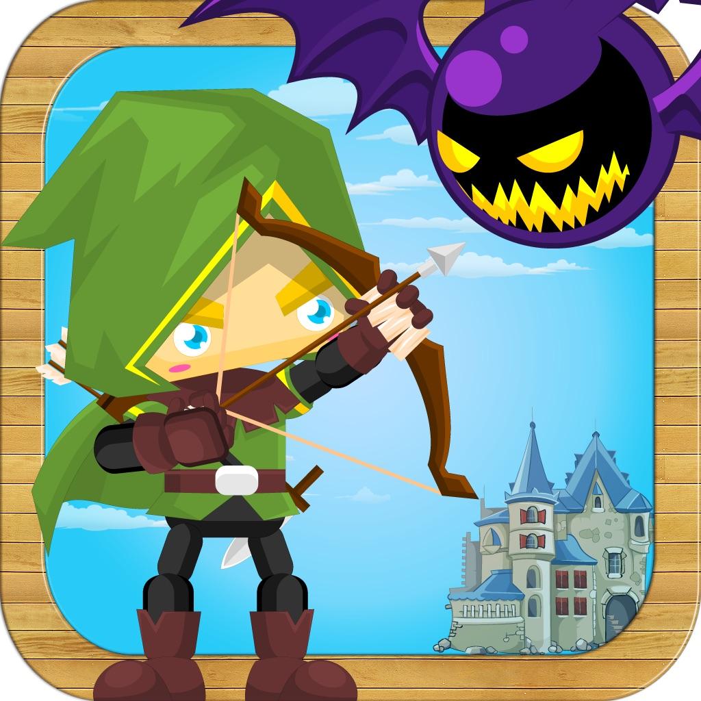 Archer vs Monster Bats hack