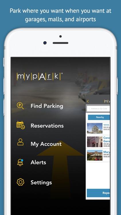 MyPark Parking screenshot-3