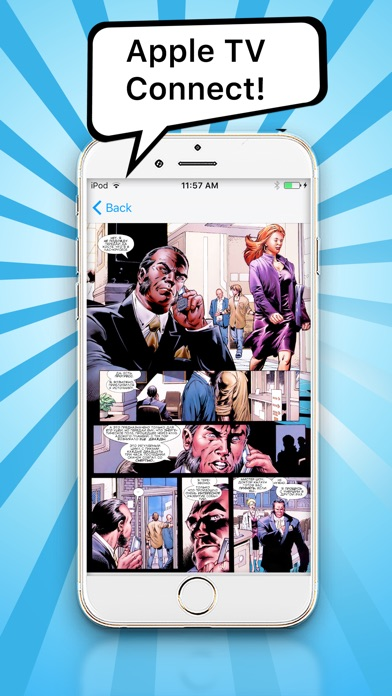 Comic Book Reader - C... screenshot1