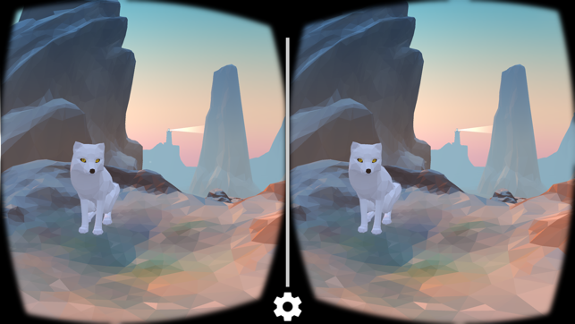 ‎Google Cardboard Screenshot