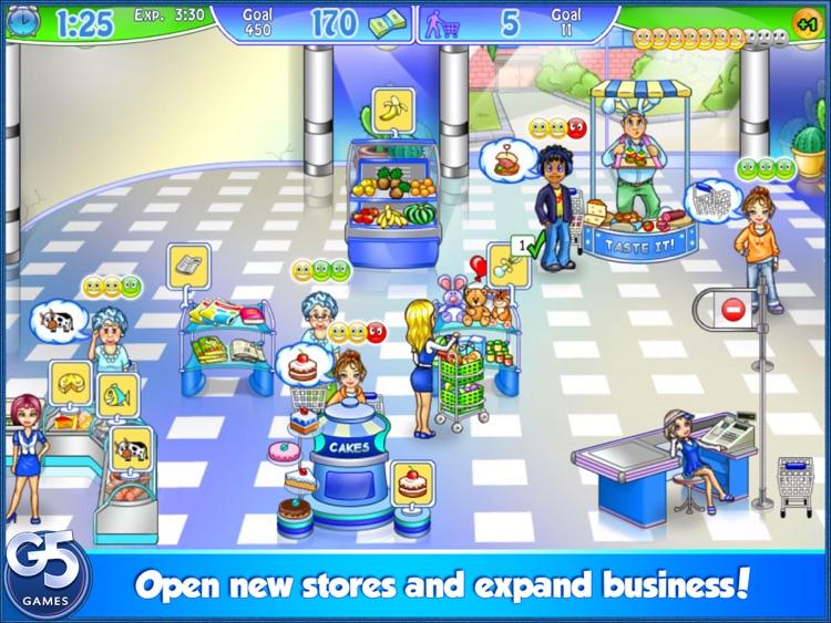 Supermarket Management HD (Full) screenshot-4