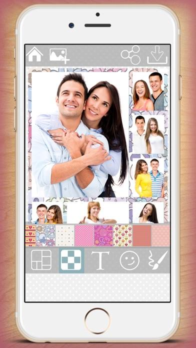 Editor de fotos de amor – fotomontajes para imágenes románticasCaptura de pantalla de3