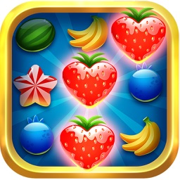 Funny Deluxe Fruit Match-3 Edition