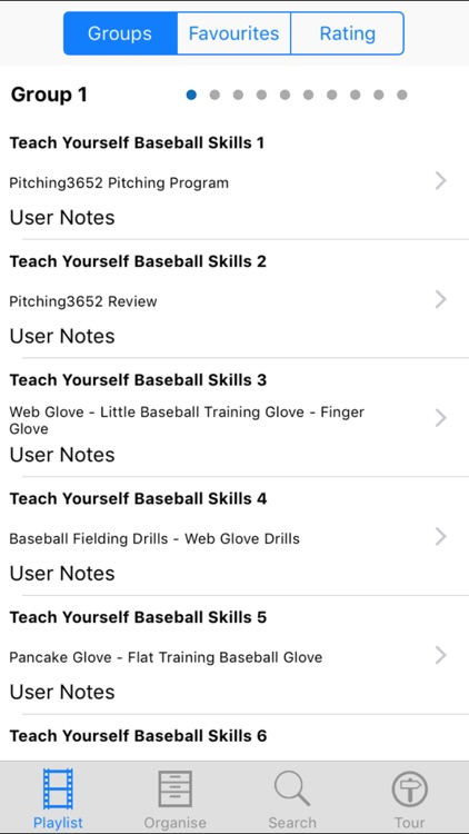 Teach Yourself Baseball Skills