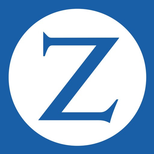 Zions Bank Mobile Banking for iPad