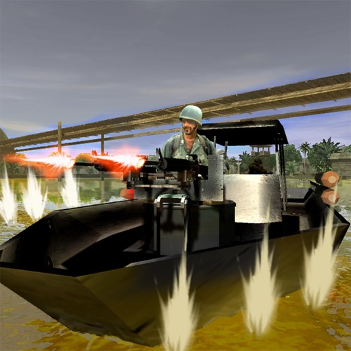 PT Boat Gunner - River Warfare Patrol Duty Simulator Game FREE