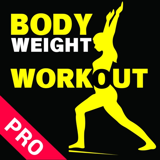 No-Gym Bodyweight Workout Pro ~ The Best Fitness Workout For Women