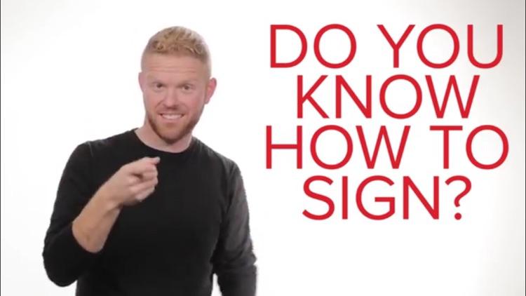 Learn American Sign Language screenshot-3