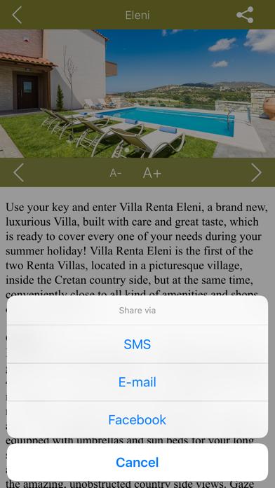 Villas Renta screenshot three