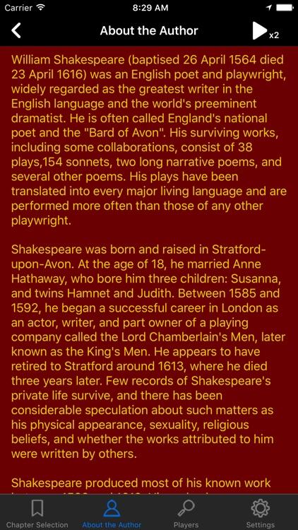 Shakespeare: The Merchant of Venice screenshot-3