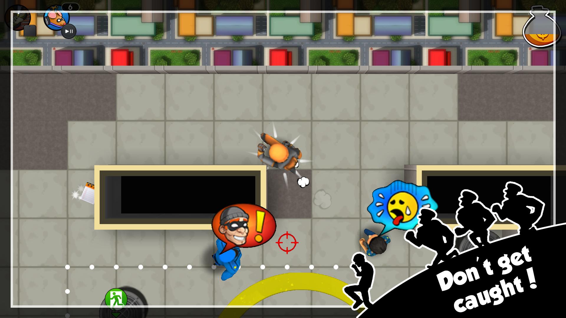 Robbery Bob™ screenshot 12