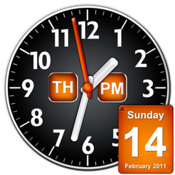 Dock Clock