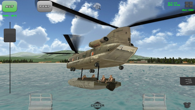 Chinook Ops - Carrier Combat Flight Simulator