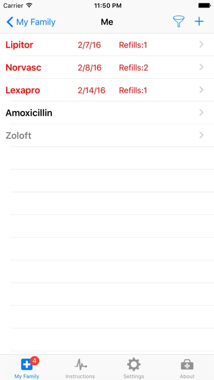 iRxHelper Lite screenshot-0