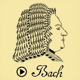 Play Bach - Concerto no. 2 (interactive piano sheet music)
