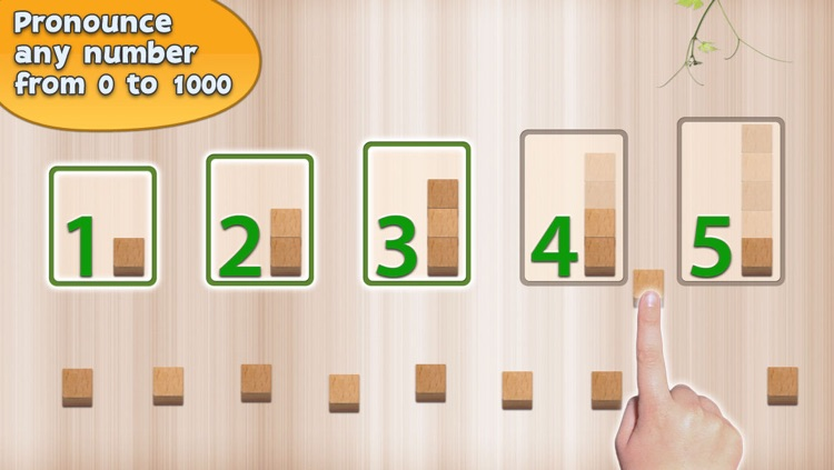 Montessori Numbers - Learn to Count from 1 to 1000 & Other Math Activities